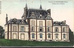 Envrions De COURTOMER Chateau De La Thillière 1931 - Courtomer