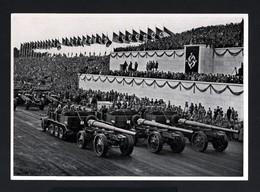 2580-GERMAN EMPIRE-MILITARY PROPAGANDA GERMAN Sammelbild ADOLF HITLER.Bild Nr.157 Group Nr.66.17X12.WWII.DEUTSCHES REICH - 1939-45