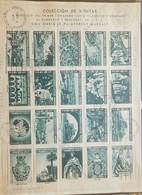 O) 1959 CUBA -CARIBBEAN, SPANISH ANTILLES, VIÑETAS COMMEMORATIVE V -FIRST CONGRESS PHILATELIC CARTE MANRESA -HOMAGE DON - Covers & Documents