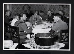 2581-GERMAN EMPIRE-MILITARY PROPAGANDA GERMAN Sammelbild ADOLF HITLER.Bild Nr.48 Group Nr.63.17X12.WWII.DEUTSCHES REICH - 1939-45
