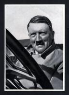 2585-GERMAN EMPIRE-MILITARY PROPAGANDA GERMAN Sammelbild ADOLF HITLER.Bild Nr 4 Group Nr.65.17X12.WWII.DEUTSCHES REICH - 1939-45