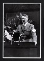2586-GERMAN EMPIRE-MILITARY PROPAGANDA GERMAN Sammelbild ADOLF HITLER.Bild Nr35 Group Nr.63.17X12.WWII.DEUTSCHES REICH - 1939-45