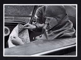 2587-GERMAN EMPIRE-MILITARY PROPAGANDA GERMAN Sammelbild ADOLF HITLER.Bild Nr 11 Group Nr.65.17X12.WWII.DEUTSCHES REICH - 1939-45