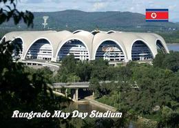 North Korea Rungrado May Day Stadium New Postcard Nordkorea Stadion AK - Corée Du Nord