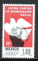 MEXIQUE. PA 486 De 1978. Apartheid. - Mexico