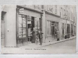 Joinville. Rue De La Fontaine. Rare. Librairie Le Petit Parisien - Joinville