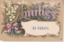 CPA -  AMITIES DE CAHORS - Cahors