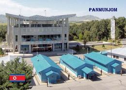 North Korea Joint Security Area Panmunjom New Postcard Nordkorea AK - Korea (Nord)