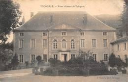 Nurieux Volognat Château Canton Izernore - France