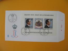 FDC Luxembourg   1981  -  Lot De 9   FDC  à Voir - FDC