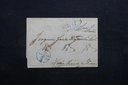 PORTUGAL - Lettre Ancienne En 1848 - L 32732 - Portugal