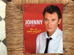 JOHNNY HALLYDAY  1943-2017 - Musique & Instruments