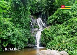 Togo Kpalime Falls New Postcard - Togo
