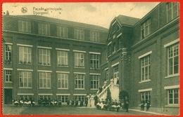 Michelbeke (Brakel): Pensionnat St. François D'Assise - Kostschool: Voorgevel - Brakel