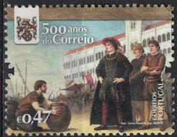Portugal 2016 Used 500 Ans Des Services Postaux SU - 1910-... Republik