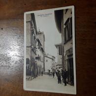 Cartolina Postale 1936, Castiglion Fiorentino Via Umberto I - Arezzo