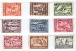 Belgisch Belgian Congo Belge Caritas 1930 MH * Very Lightly Hinged - Belgian Congo