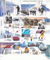 2001 Australian Antarctic Territory Miniature Sheet Of 20 MNH - Australisches Antarktis-Territorium (AAT)