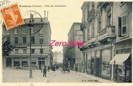 26 - Romans - Côte Des Cordeliers - 1910 - Romans Sur Isere
