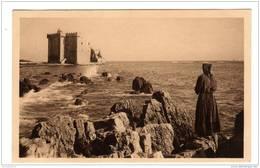 CANNES 06 Alpes Maritimes, Ile St Honorat Abbaye De Lerins, Voyagée 1939 - Cannes