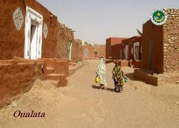Mauritania Oualata View UNESCO New Postcard Mauretanien AK - Mauretanien