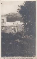 ANACAPRI: Monte Solaro Con Tipica Casa Colonica - Italia