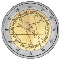 """Pièce  Commémorative 2 Euro UNC  Portugal 2019  """" Madère   """" - Portugal"""