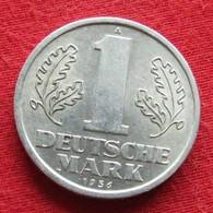 Germany 1 Mark 1956 KM# 13  German-Democratic Republic  Alemanha Oriental DDR RDA Alemania Allemagne - [ 6] 1949-1990: DDR - Duitse Dem. Rep.