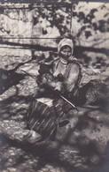 AK Foto Bäuerin Beim Stillen Eines Babys - Südosteuropa - Bulgarien Rumänien (?) - Ca. 1915  (41959) - Europa