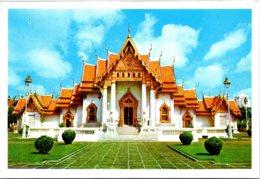 Thailand Bangkok Wat Benchamabophitr Marble Temple - Thailand
