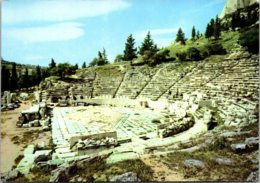 Greece Athens Dionysos Theater - Greece
