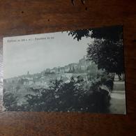 Cartolina Postale 1920, Cortona Panorama Da Est - Arezzo