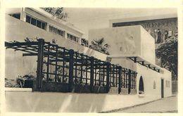 Cpsm Exposition PARIS 1937 Pavillon Palestinien - Vue Extérieure - MM TAMIR Et GRINSHPON Architectes - Expositions