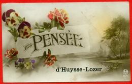 Huise-Lozer: Une Pensée D'huysse-Lozer - Zingem