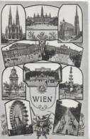 AK 0262  Wien - Verlag Ledermann Um 1909 - Vienna Center