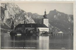 AK 0262  Gmunden - Schloss Orth / Verlag Brandt Um 1935 - Gmunden