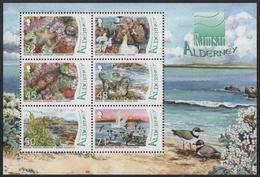 Alderney 2007 - Mi-Nr. Block 19 ** - MNH - Fauna & Flora - Alderney