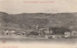 Drome : SAINT-VALLIER-sur-RHONE : Embouchure De La Galaure ( Photo. Charvat - Grand Serre ) - Andere Gemeenten