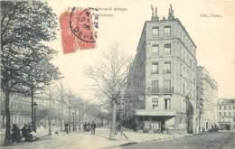 75013 - PARIS - Boulevard Arago Et Rue Julienne - District 13