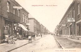 Erquelinnes - Rue De La Station - 1909 - Erquelinnes