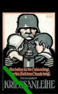 (art 2894) Kriegsanleihe Postkarte Ungel. - Deutschland