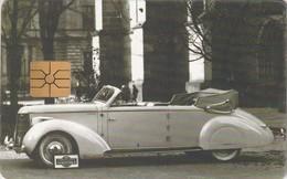 REPUBLICA CHECA. COCHES - CARS. Sodomka VI. - Studebaker. C324, 29/06.00. (119) - Cars