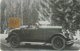 REPUBLICA CHECA. COCHE - CAR. Sodomka V. - Škoda. C307, 10/03.00. (120) - Cars
