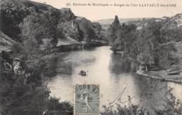 03 - Environs De MONTLUCON - Gorges Du Cher à LAVAULT-Ste-ANNE - Montlucon