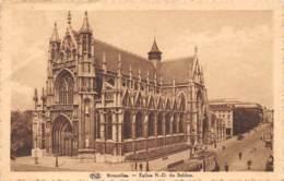 BRUXELLES - Eglise N.-D. Du Sablon - Monuments, édifices