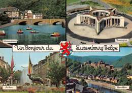CPM - Un Bonjour Du Luxembourg Belge - België
