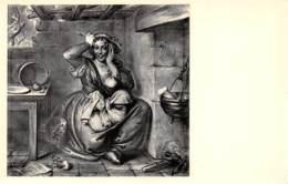Faim.  Folie.  Crime - Musée Antoine Wiertz - Bruxelles - Peintures & Tableaux