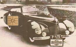 REPUBLICA CHECA. COCHE - CAR. Sodomka II. - Aero 50. C153A, 37/07.96. (122) - Coches