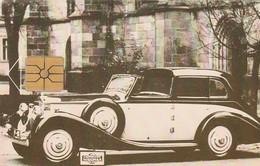 REPUBLICA CHECA. COCHE - CAR. Sodomka III. - Rolls Royce. C165A, 58/09.96. (123) - Coches