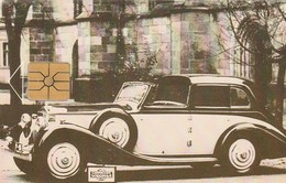 REPUBLICA CHECA. COCHE - CAR. Sodomka III. - Rolls Royce. C165A, 58/09.96. (123) - Cars